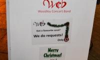 WCB Carolling at Tesco Reading West