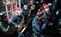 Christmas Busking & Binfield Heath Carols 2017