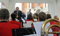 Henley-on-Thames Remembrance Service 2014
