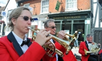 Henley-on-Thames WWI Commemoration 2014