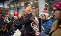WCB Carolling in Woodley 2019