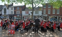 Wokingham Sunny Saturdays 2014