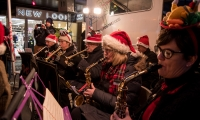 Woodley Christmas Lights Switch-on 2016