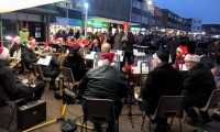 Woodley Christmas Lights Switch-On 2018