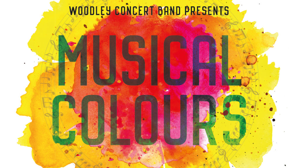 Musical Colours Concert Poster Image