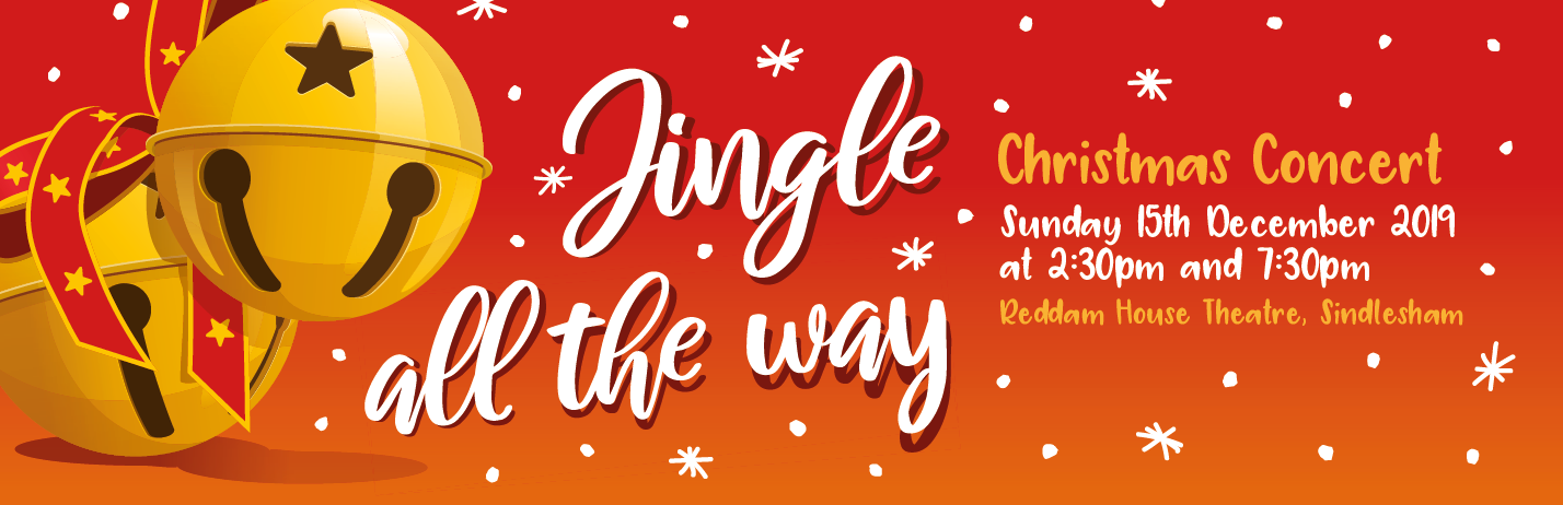 Christmas Concerts.Christmas Concerts 2019 Jingle All The Way Woodley