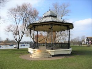 Christchurch Bandstand